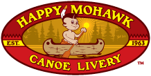 Happy Mohawk Canoe Livery