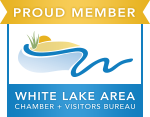 Proud Member - White Lake Area Chamber of Commerce